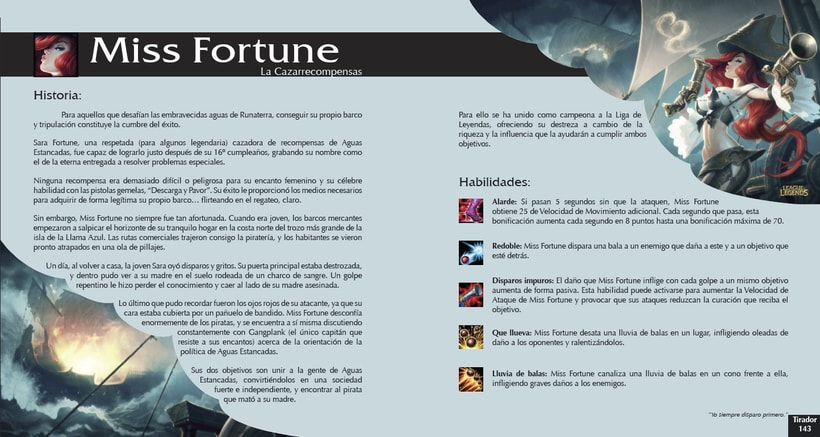 League of Legends - Historias de Runaterra 11