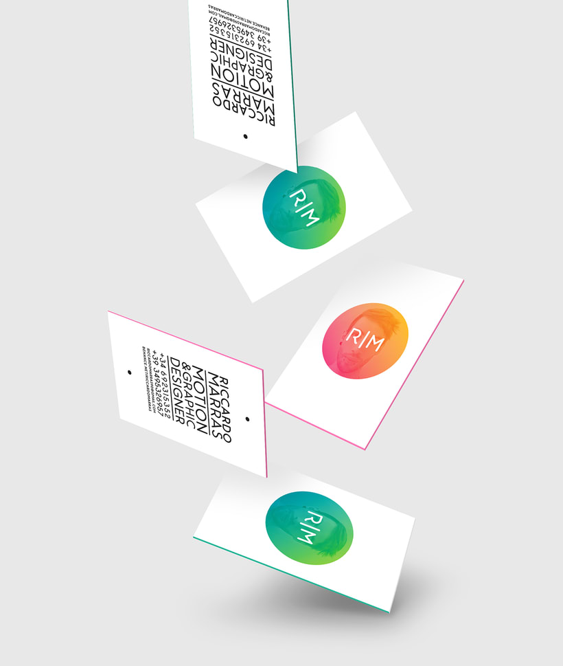 Personal Business Cards 2