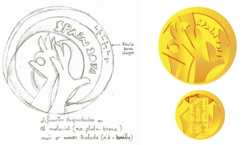 Medallas FIBA Spain 2014 8