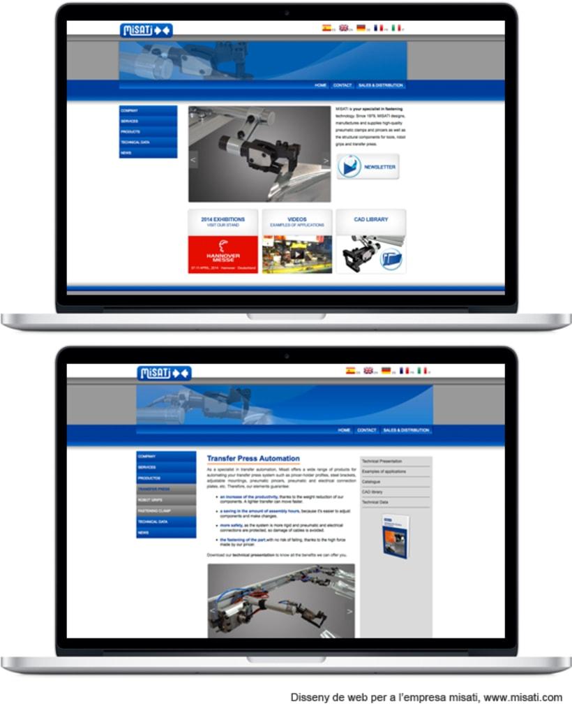 diseño web y desarrollo -1