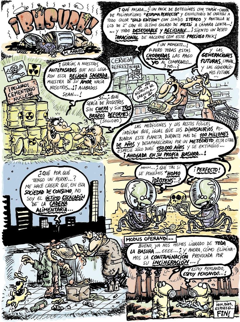 "Humor Revista ""Solana"" 0"