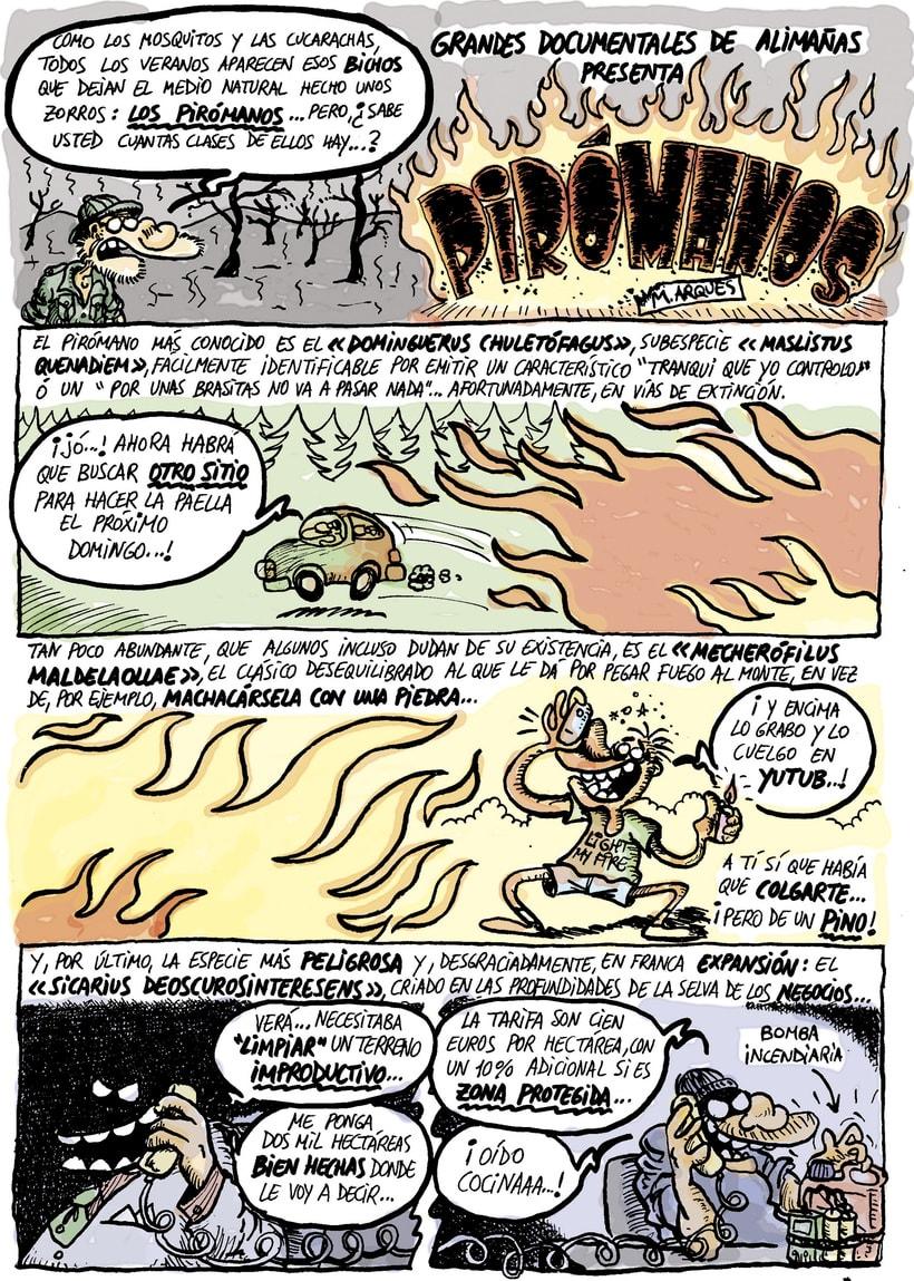 "Humor Revista ""Solana"" 4"