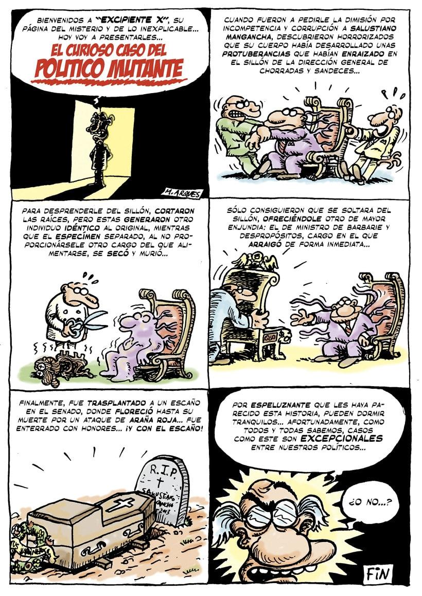 "Humor Revista ""Solana"" 5"