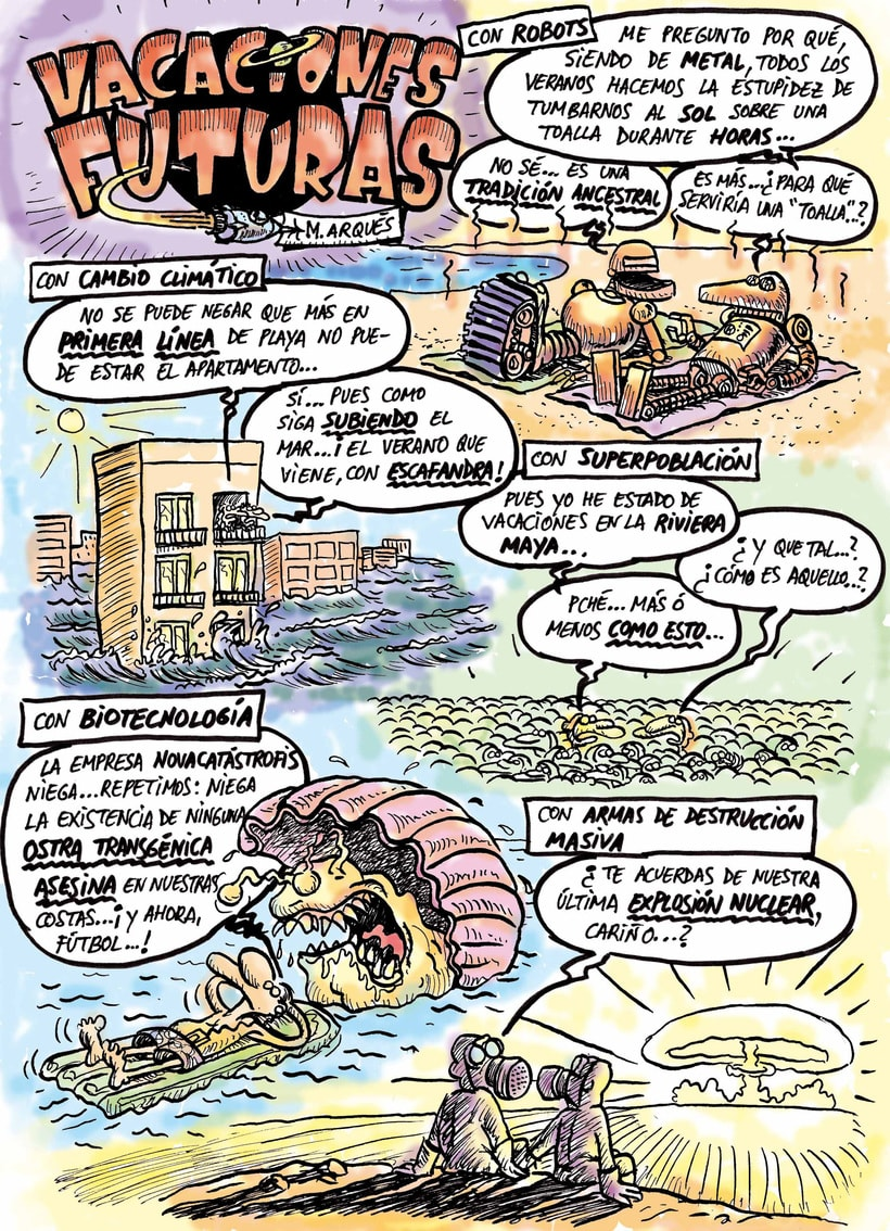 "Humor Revista ""Solana"" 13"