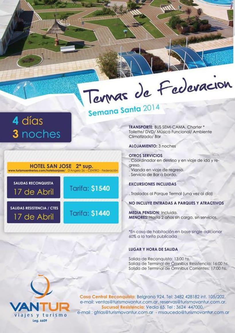 Tarifario Semana Santa 2014 3