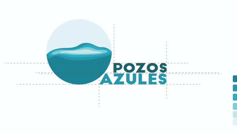PozosAzules.Logo. 2