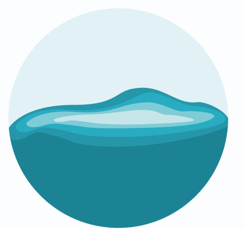 PozosAzules.Logo. 0