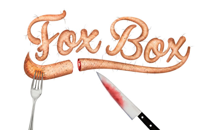 foxBox. Photoshop. -1