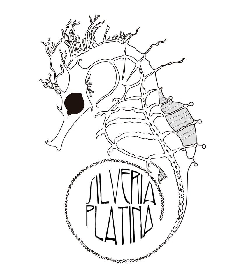 Silveria Platina. Logo. 0