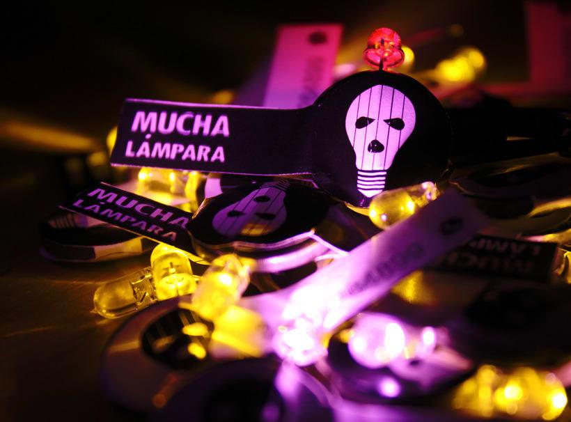 Mucha Lampara. Custom. 2