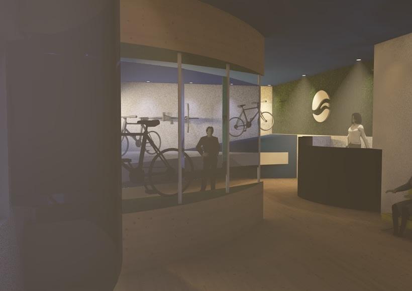 Giant store. Design  0