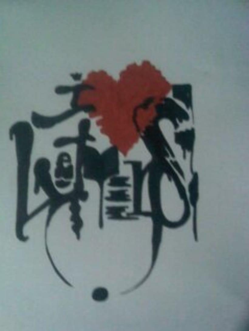 Ilustraciones ,Artes Visuales y lettering .  0