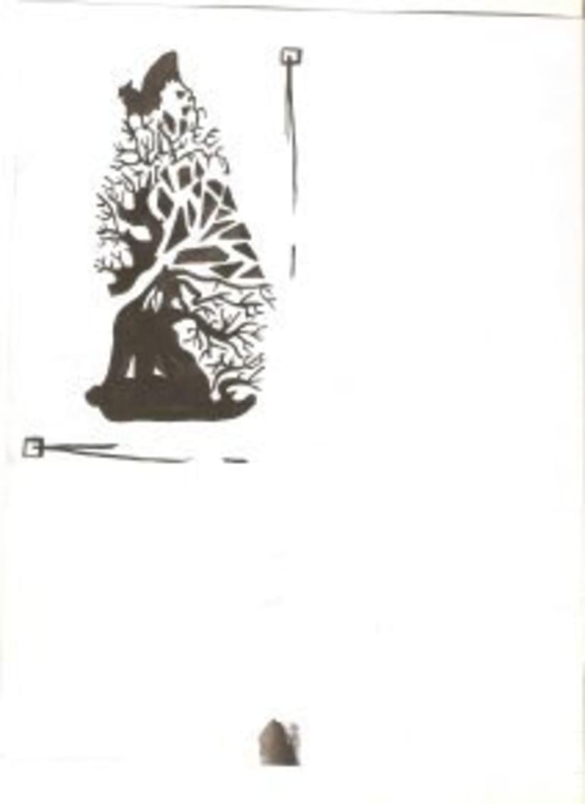 Ilustraciones ,Artes Visuales y lettering .  5