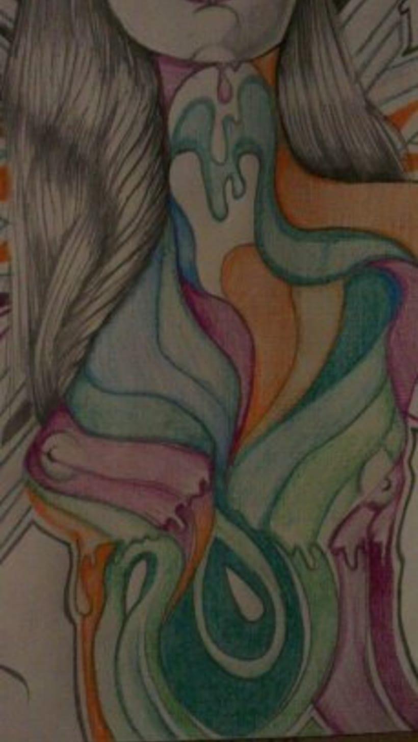 Ilustraciones ,Artes Visuales y lettering .  6