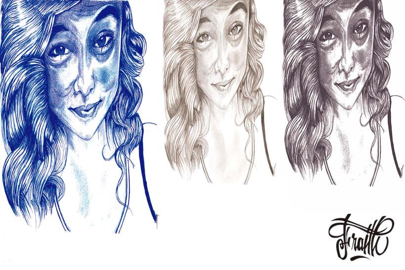 Ilustraciones ,Artes Visuales y lettering .  10
