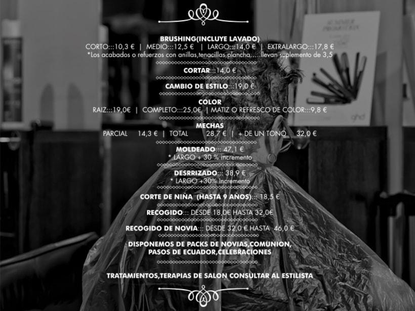 Identidad Corporativa Marta Serrano Peluquerías 5