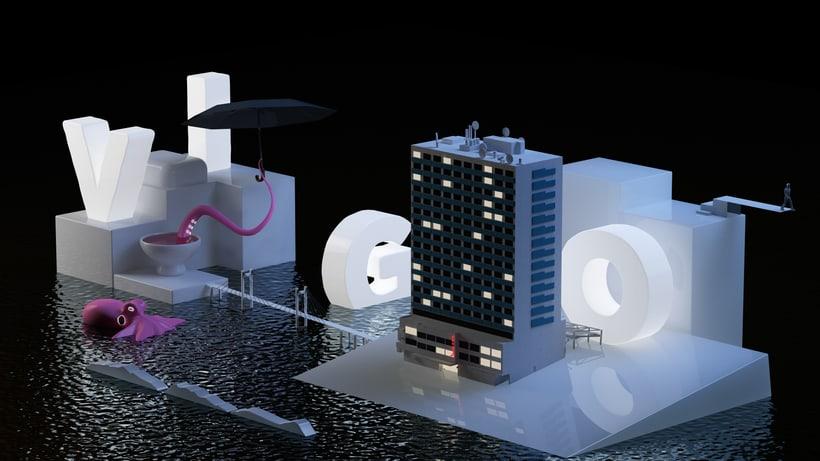 VIGO - Mi Proyecto del curso Dirección de Arte con Cinema 4D 0