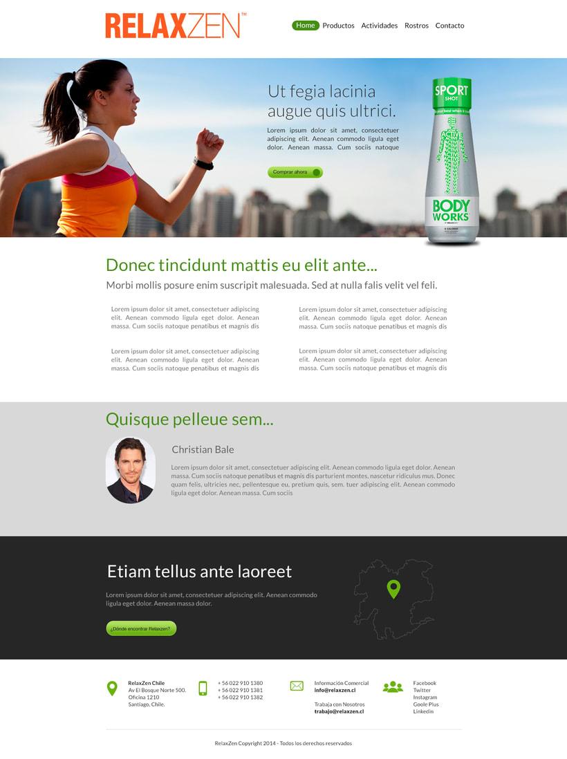 Web Design Propuestas  3