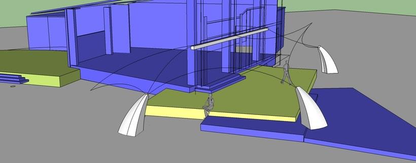 Modulos. 3D. Arqt. 4