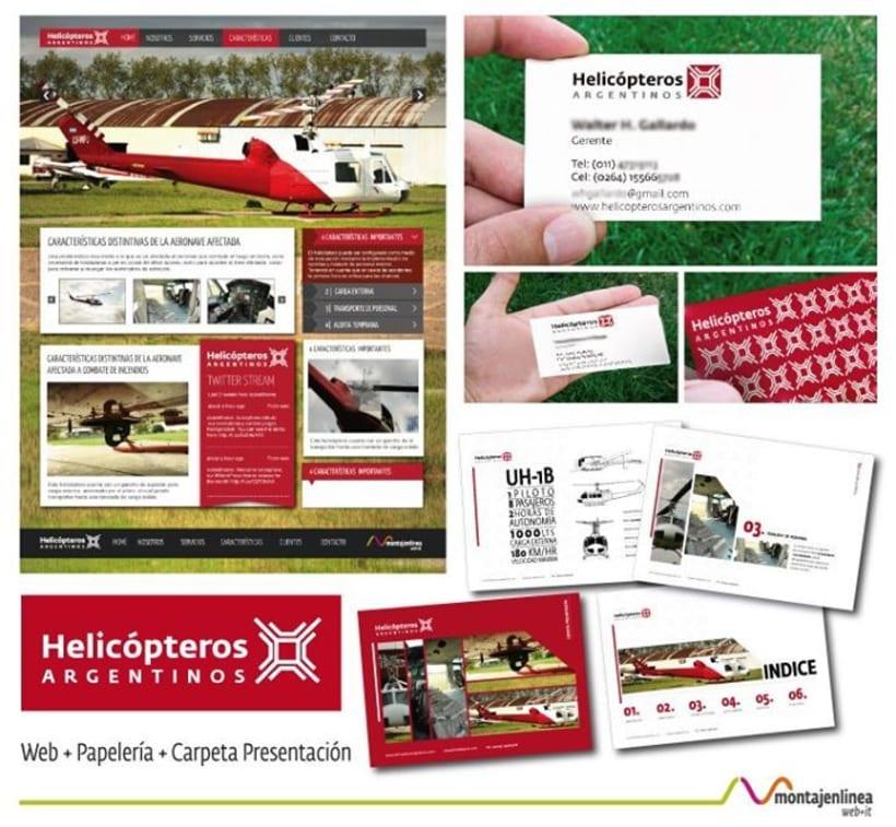 Helicópteros Argentinos 0