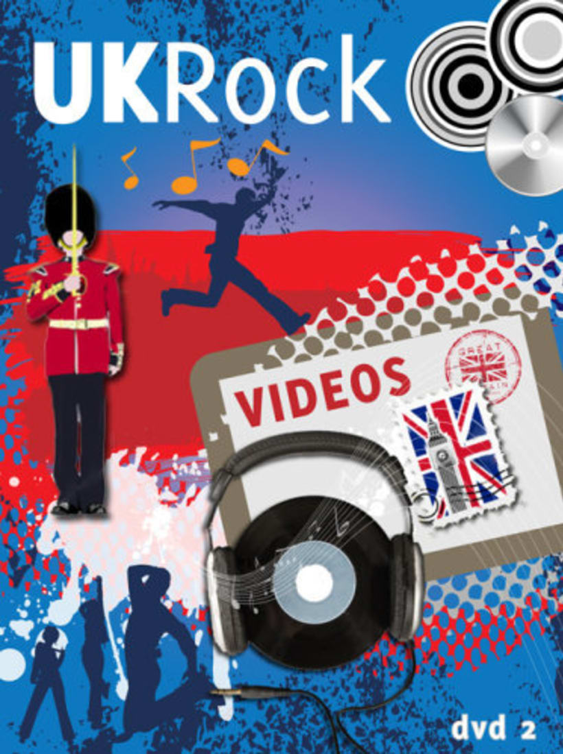 Uk Rock | Cover Design  0