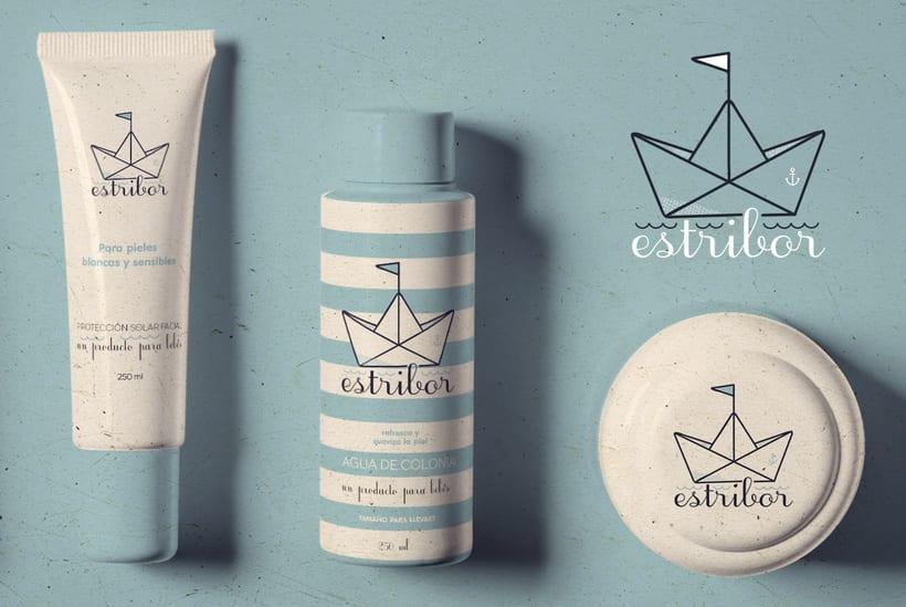 """Baby cosmetics """"Estribor"""" 3"""
