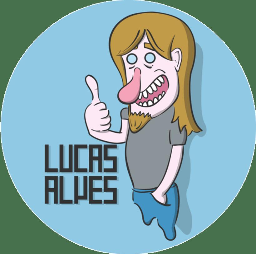 Mi Proyecto del curso Ilustración exprés con Illustrator y Photoshop Lucas Alves 6