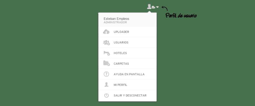 RIU Hotels & Resorts · Aplicación Web para la gestión de Marca y contenidos de Marketing. 3