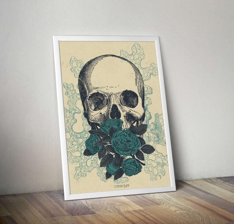 Flores para tu funeral 1