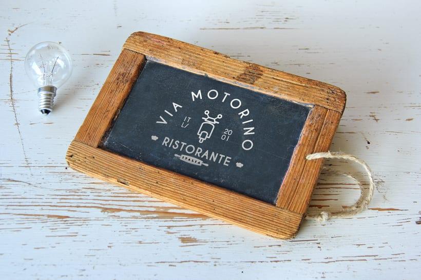 "Ristoriante ""Via Motorino"" 3"