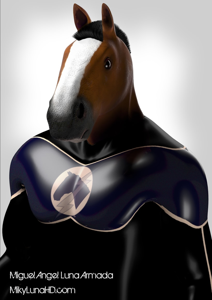 Thunder Horse -1