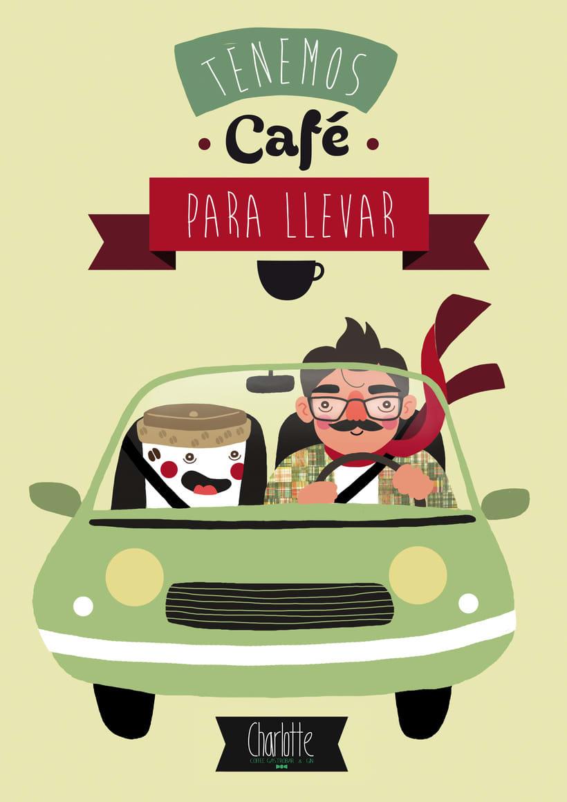 Café para llevar 1