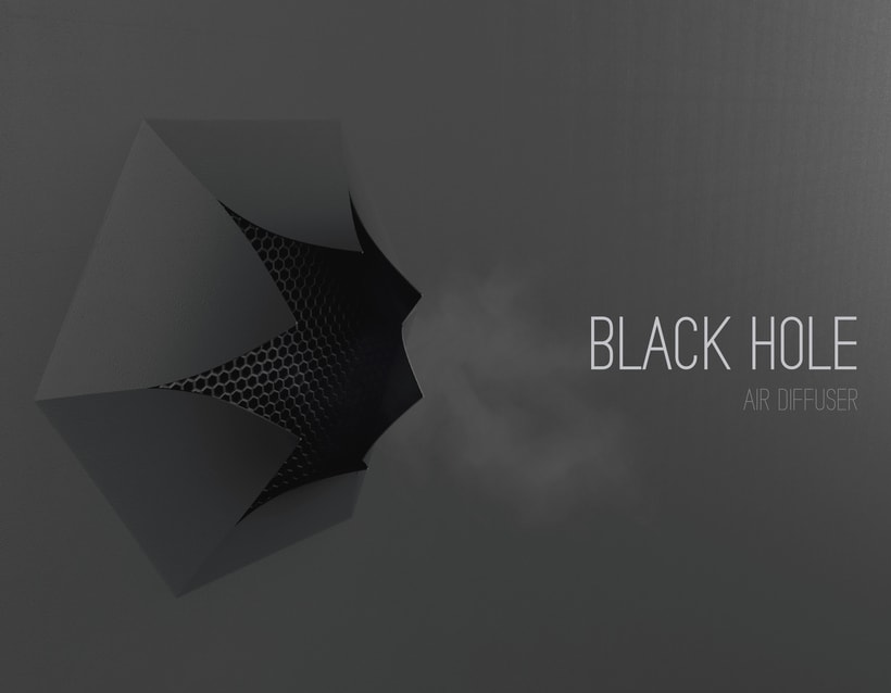 BLACK HOLE - for MADEL 0