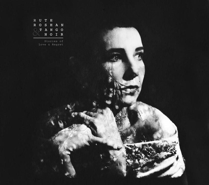 PORTADA - Ruth Roshan & Tango Noir   1