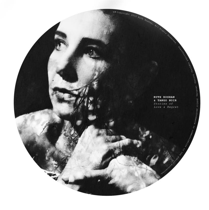 PORTADA - Ruth Roshan & Tango Noir   3