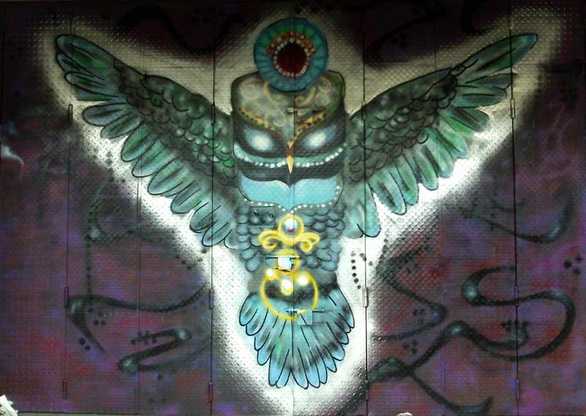 GRAFFITIS DE AYER Y HOY!!  20