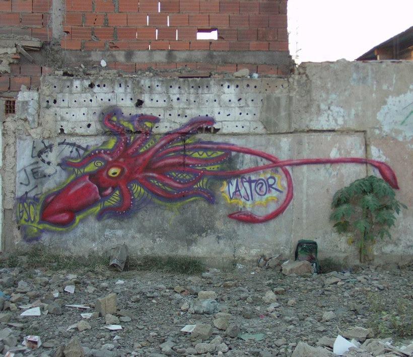 GRAFFITIS DE AYER Y HOY!!  29