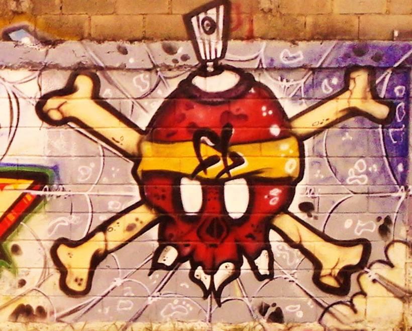 GRAFFITIS DE AYER Y HOY!!  30