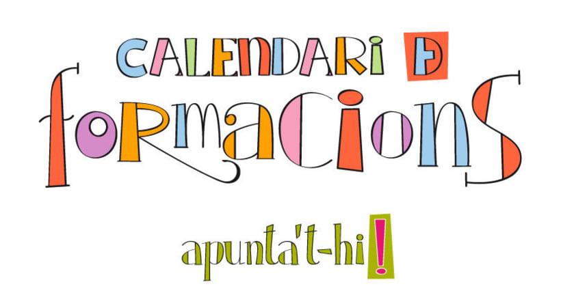 Calendari de Formacions -1