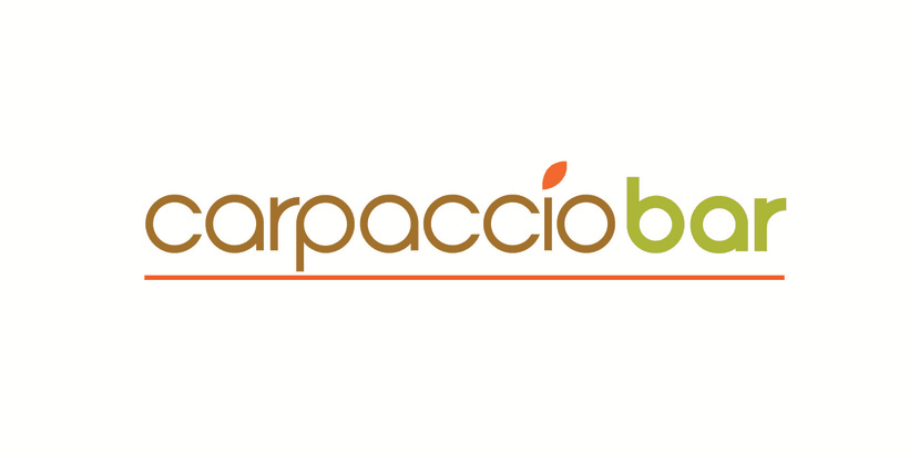 Logo design Carpaccio Bar 0