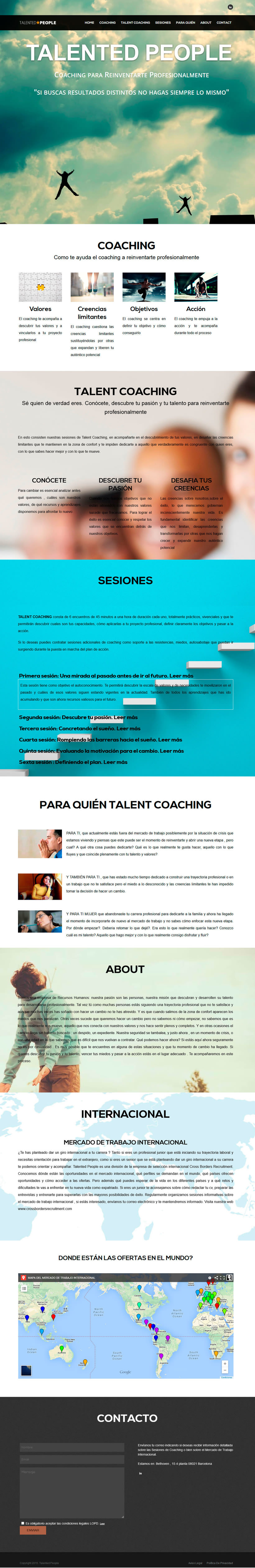 Página web con wordpress 0