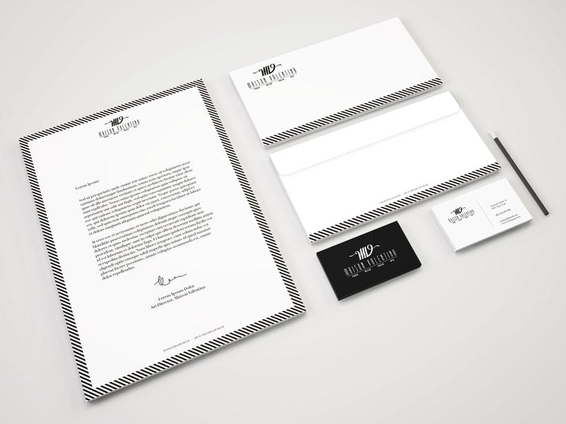 Diseño de marca + Catalogo  9