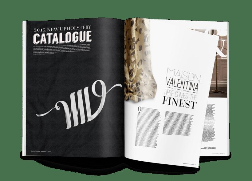 Diseño de marca + Catalogo  10