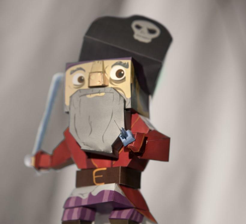 Piratas! 2