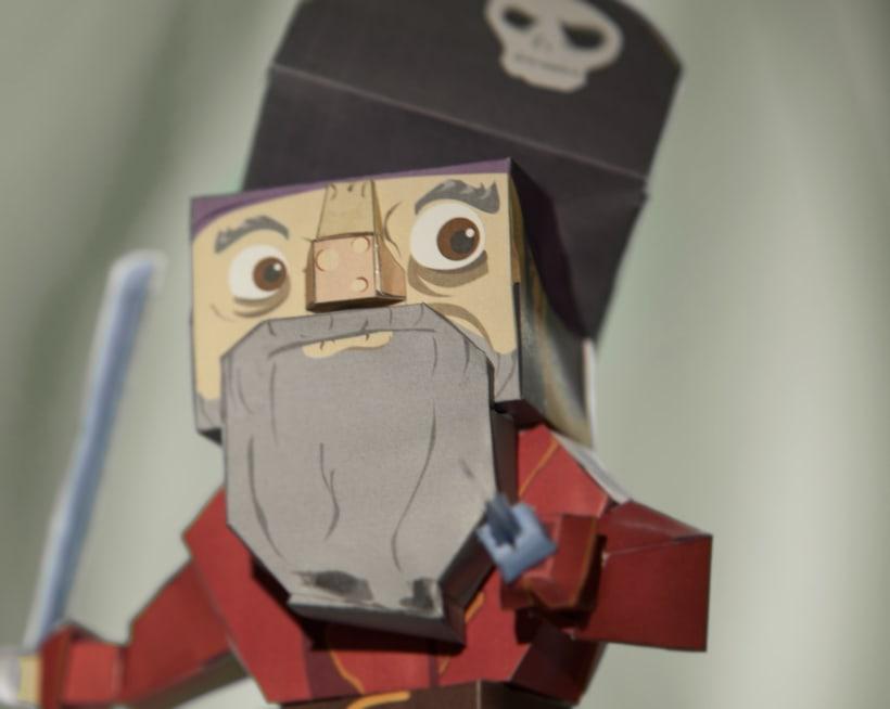 Piratas! 4