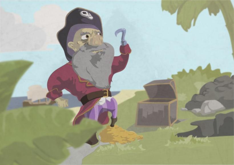 Piratas! 1