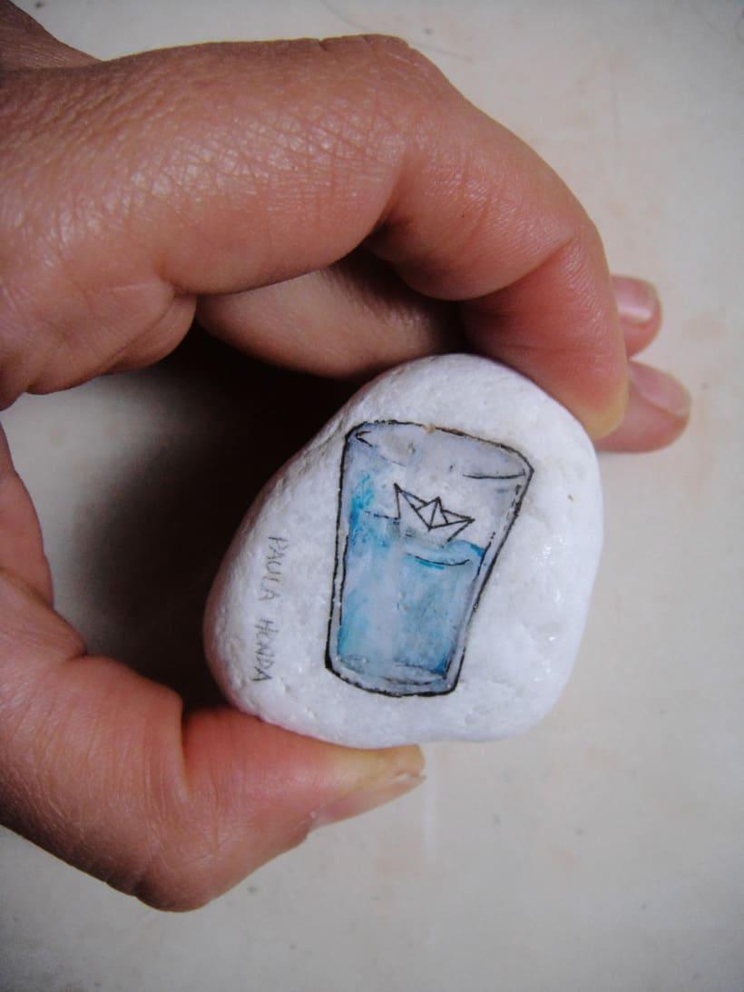 Piedras y Botones 7