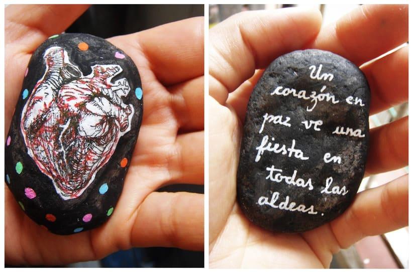 Piedras y Botones 1