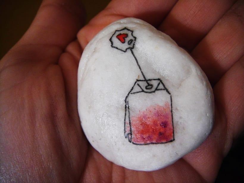 Piedras y Botones 10