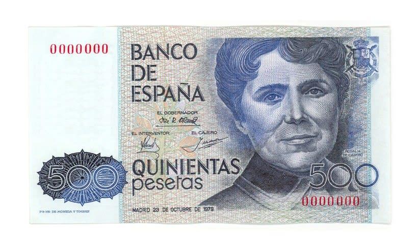 Billetes del Banco de España 3